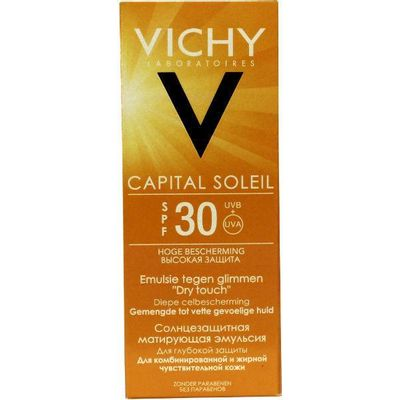 Vichy Capital soleil creme dry touch F30