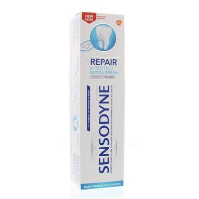 Sensodyne Tandpasta repair & protect extra fresh
