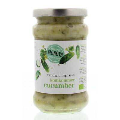 Bionova Sandwichspread komkommer