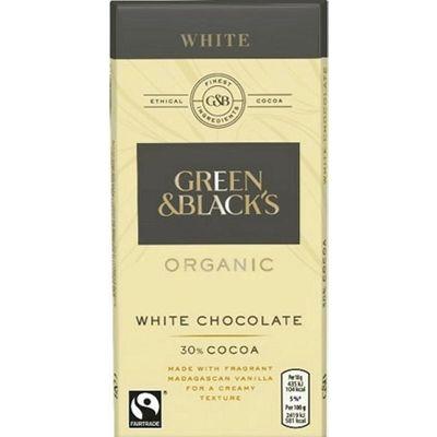 Green & Black Chocolade wit