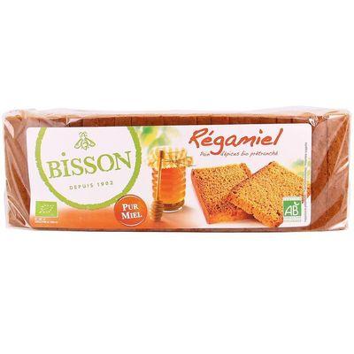 Bisson Regamiel honing-kruidkoek voorgesneden