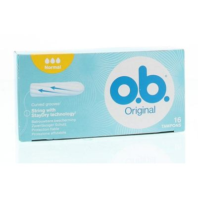OB Tampons normaal