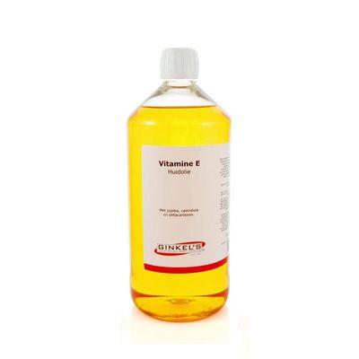 Ginkel's Vitamine E huidolie