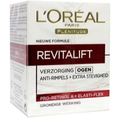 Loreal Revitalift oogcreme