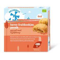 Molenaartje Haver fruitkoekjes perzik 30 gram