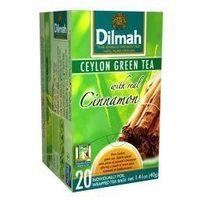 Dilmah Ceylon green tea met kaneel