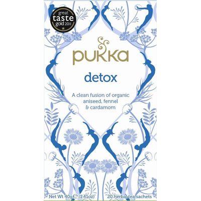 Pukka Org. Teas Detox thee