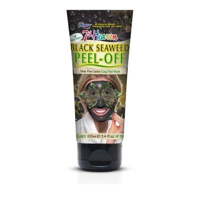 Montagne 7th Heaven gezichtsmasker black seaweed peel off