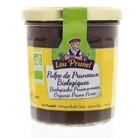 Lou Prunel Pruimen jam bio zonder toegevoegde suikers
