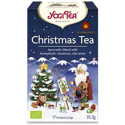 Yogi Tea Christmas tea builtje