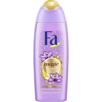 FA Douchegel magic oil purple orchid