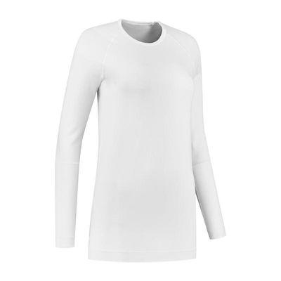 Best4body Verbandshirt wit M/V lange mouw XL
