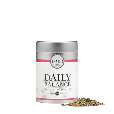 Teatox Bio Thee Daily balance lemongrass bio
