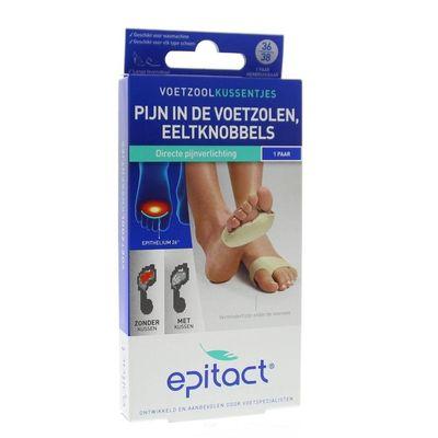 Epitact Voetzoolkussentjes pijn 36/38