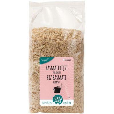 Terrasana Basmati rijst bruin