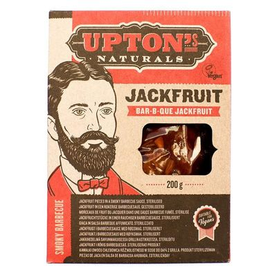 Uptons Naturals Jackfruit bar-b-que