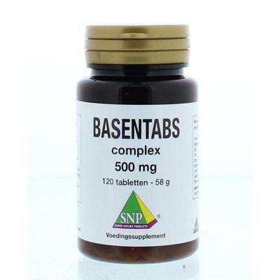 SNP Basentabs complex