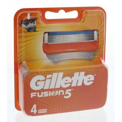 Gillette Fusion 5 Scheermesjes Voor Mannen
