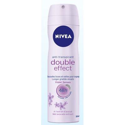 Nivea Deodorant double effect spray