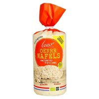 Leev Bio oerrr wafels volkoren-quinoa