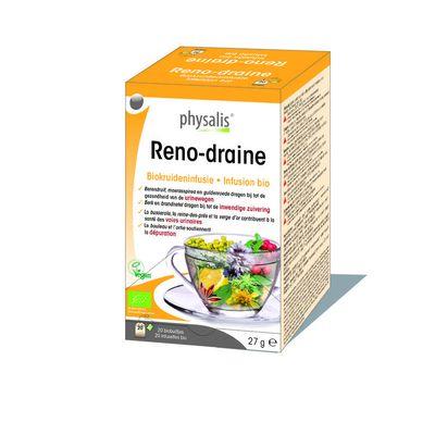 Physalis Reno-drain thee bio
