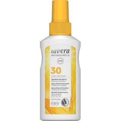 Lavera Zonnebrand/sensitive sun spray SPF30