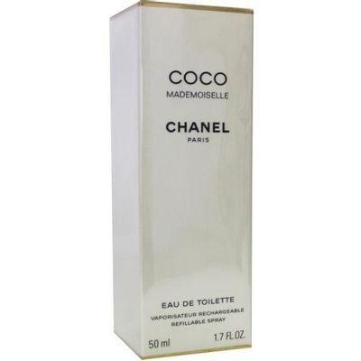 Chanel Coco mademoiselle eau de toilette vapo navulbaar
