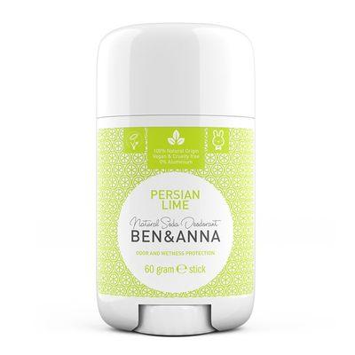 Ben & Anna Deodorant stick Persian lime