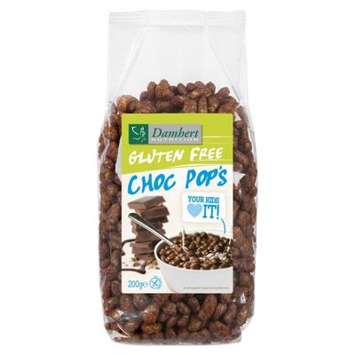 Damhert Choc pops glutenvrij