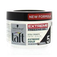 Taft Extreme freezing gel pot