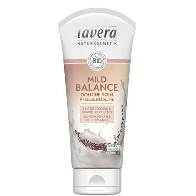 Lavera Douchegel/body wash mild balance F-D