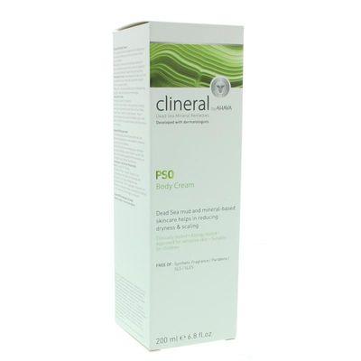 Ahava Clineral PSO body cream