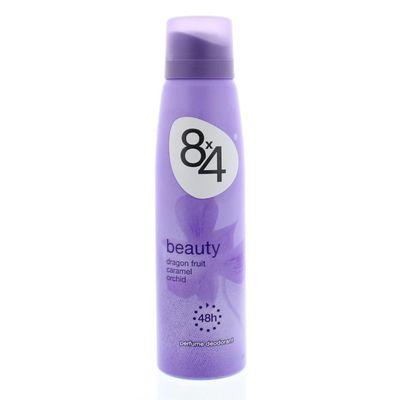 8X4 Deodorant spray beauty