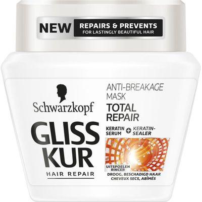Schwarzkopf Gliss Kur Haarmasker total repair
