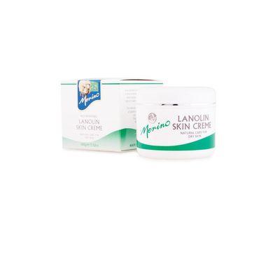 Merino Lanolin skin cream pot