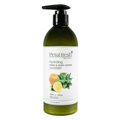 Petal Fresh Hand & bodylotion aloe & citrus