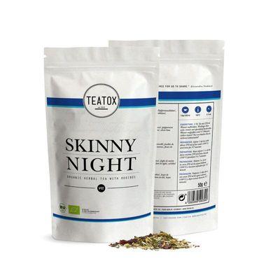Teatox Bio Thee Skinny teatox night tea bio refill