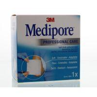 3M Medipore met schutblad 5 cm x 10 m