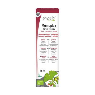 Physalis Memoplex bio