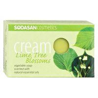 Sodasan Bio zeep lindebloesem