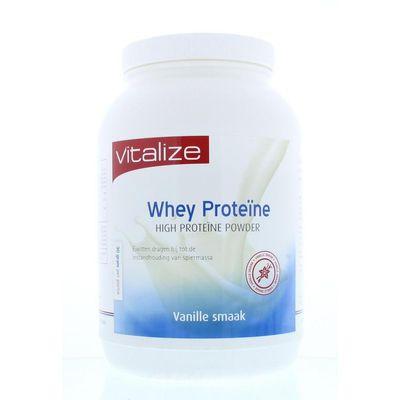 Vitalize Whey high proteine powder