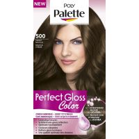 Poly Palette Perfect Gloss Haarverf 500 Sweet Mocca