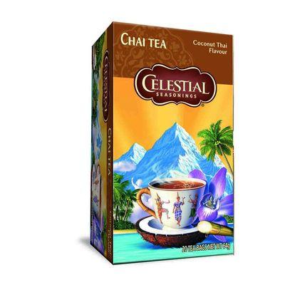 Celestial Season Chai tea coconut