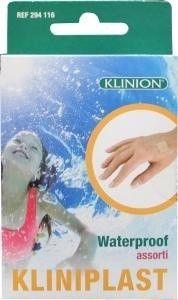 Kliniplast waterproof assorti strips 294116