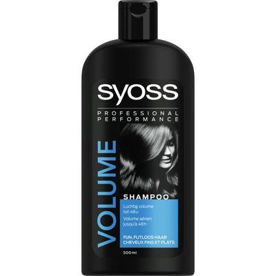 Syoss Volume lift shampoo