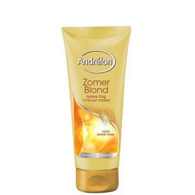 Andrelon Haarmasker zomerblond 1 minuut