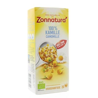 Zonnatura Kamille thee bio