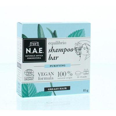 N.A.E. Equilibrio shampoo bar purifying vet haar