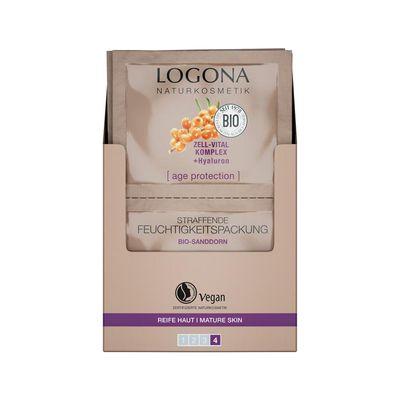 Logona Age protection masker verstevigend en hydraterend