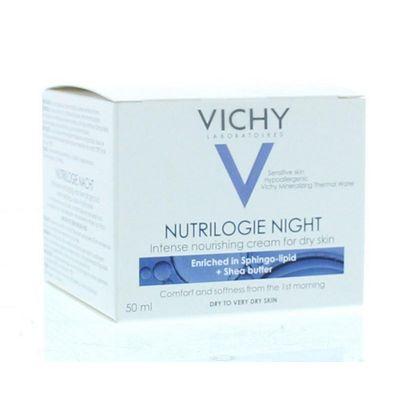 Vichy Nutrilogie nachtcreme